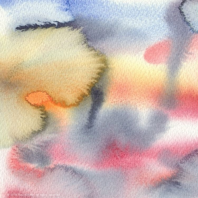 couple close-ups watercolour pa - paulgillard | ello