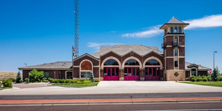Denver Fire Station 18 Windsor - cnhphoto | ello