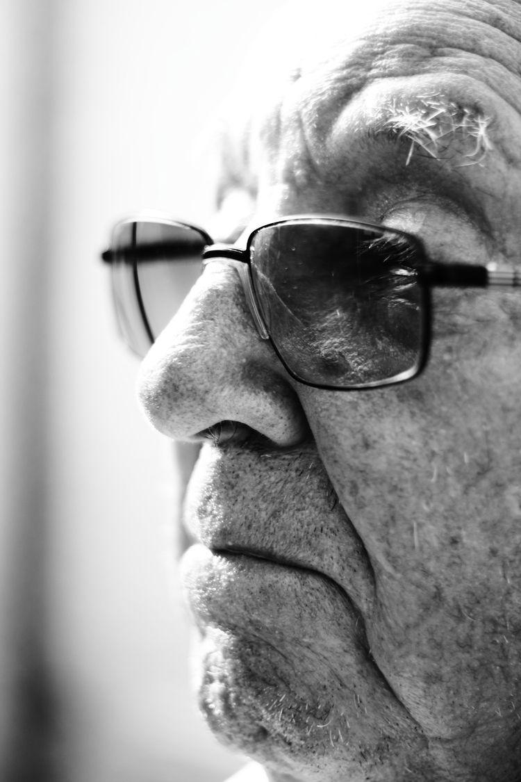 Black white portraits study con - monochrome_life | ello