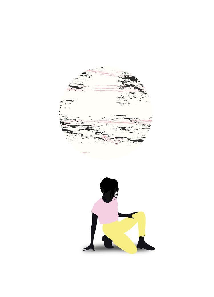 OKEY - ilustracion, ilustraciondigital - multiplicidad | ello