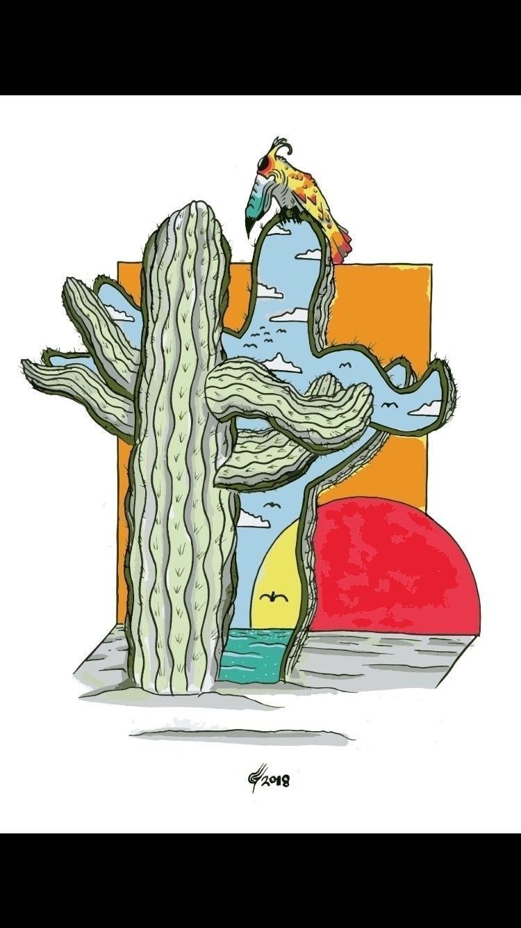 tucsonart, arizonaart, sketchbook - griffincoook | ello