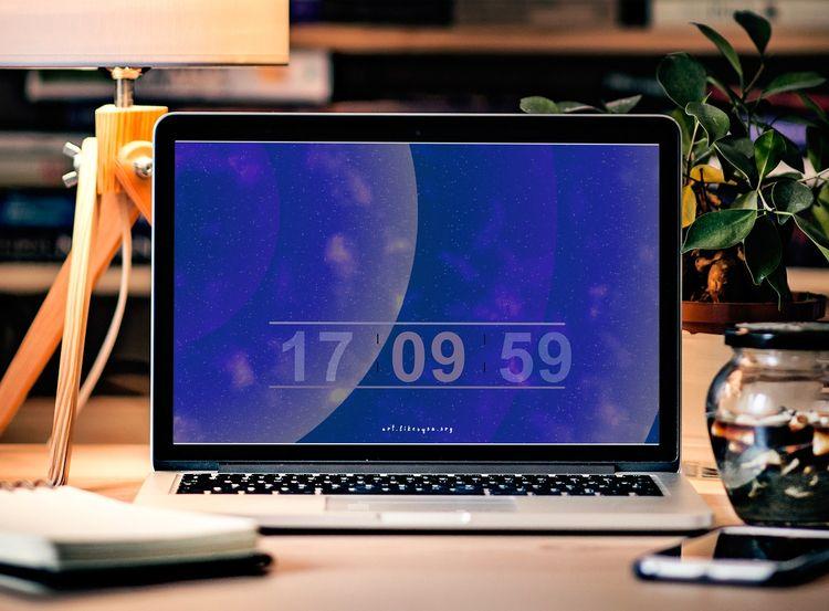 Free Desktop Clock fully functi - artlikesyou | ello
