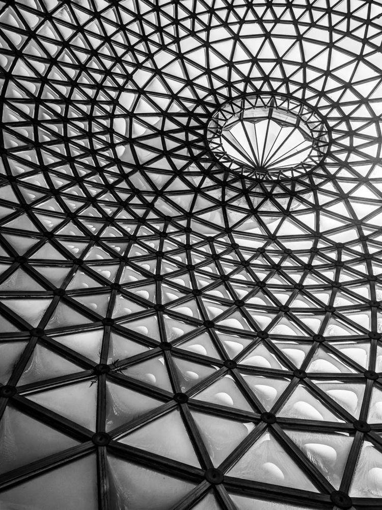 relative - geometry, ceiling, modern - daphot | ello