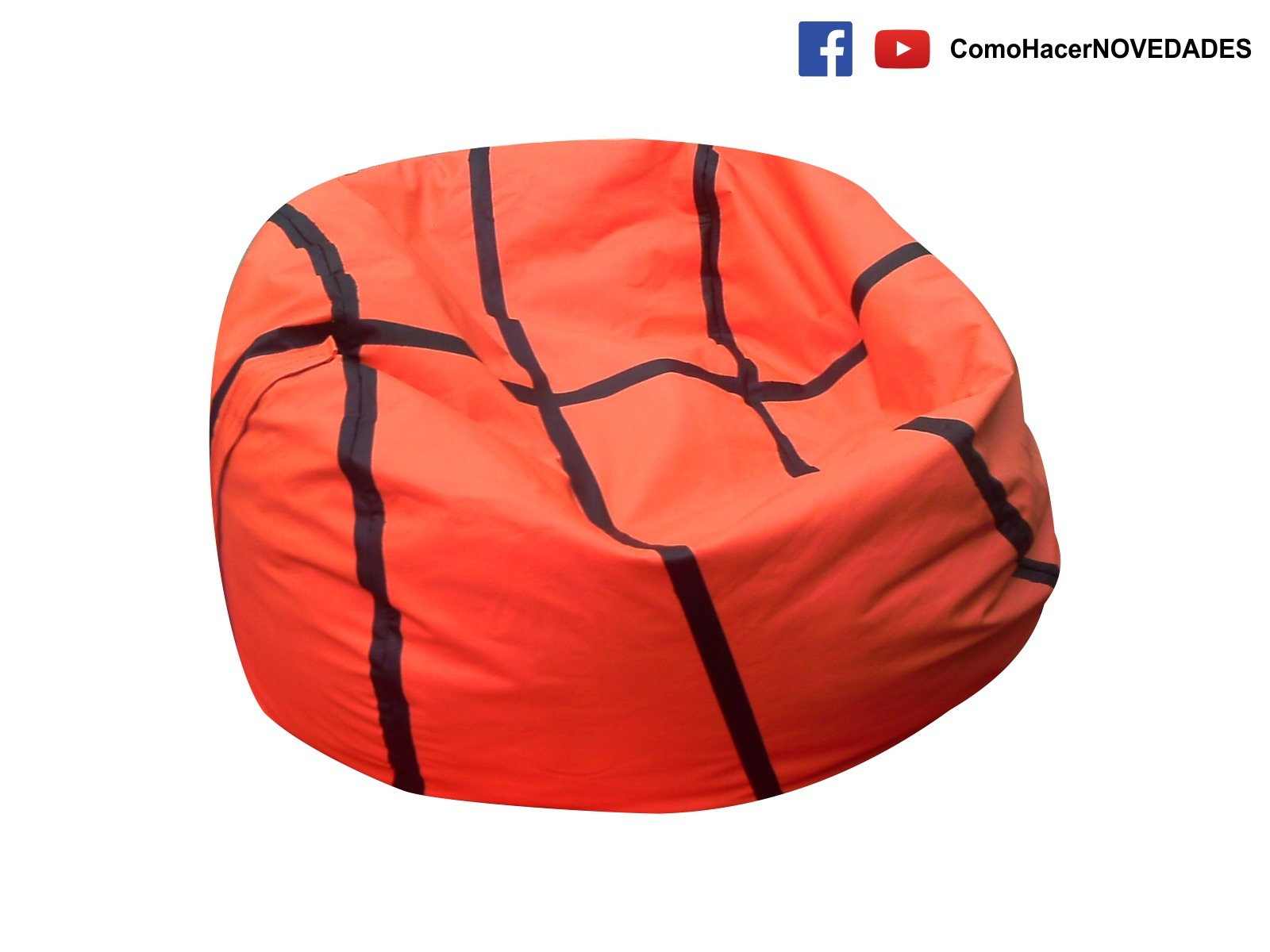 Basketball bean bag chair - Sil - chnovedades | ello