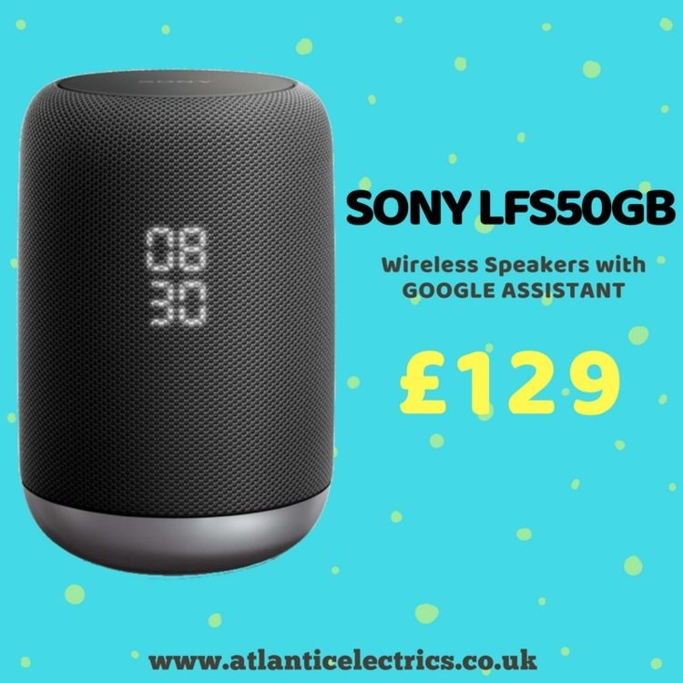 Sony LF-S50G Wireless Smart Spe - electricsatlantic | ello