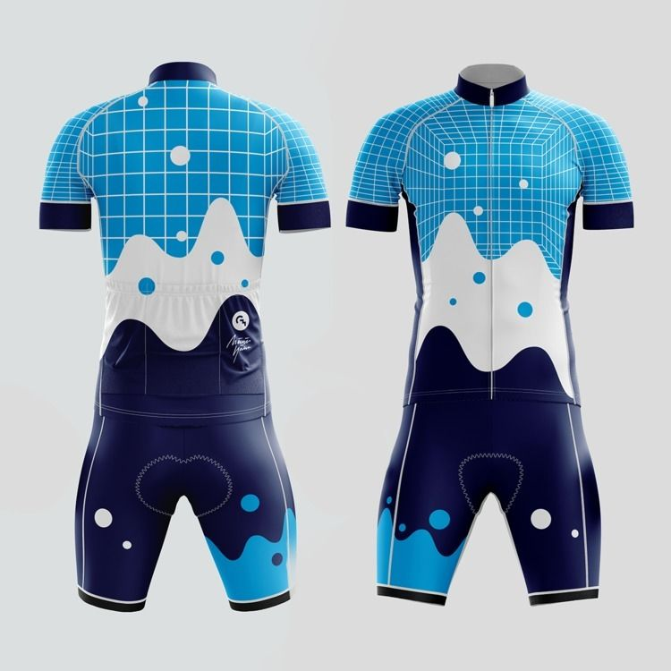 Cycling apparel design - graphicdesign - game4d | ello