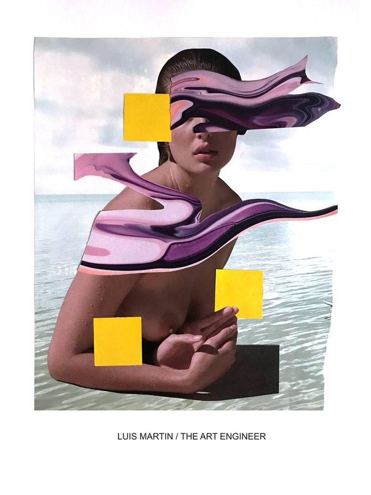 Luis Martin - Artist Residence  - conartistcollective | ello