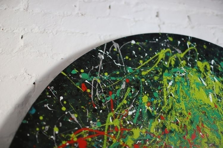 RATM | Renøyr Enamel paint 100c - renoyr | ello