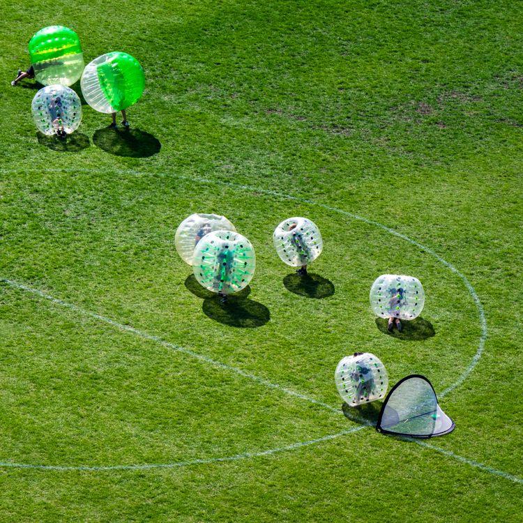 Sports Future... Fragile childr - jeff_day | ello