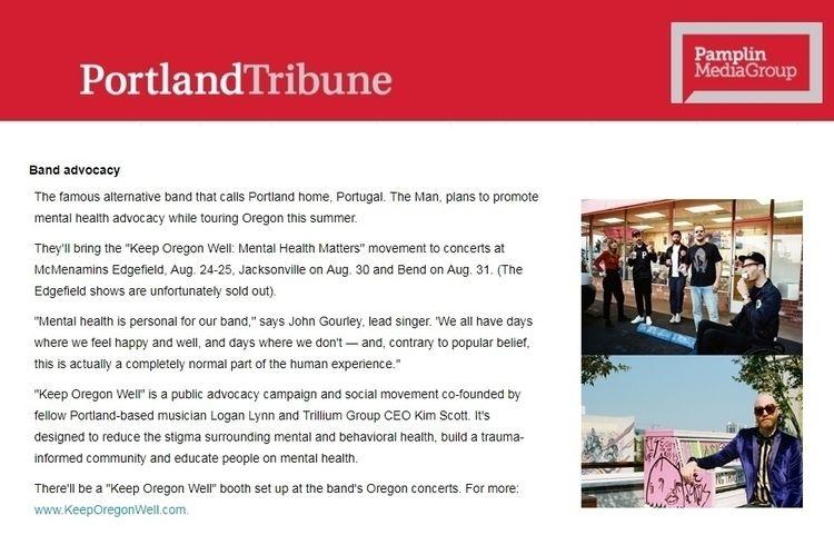 Big Portland Tribune featuring  - loganlynn | ello