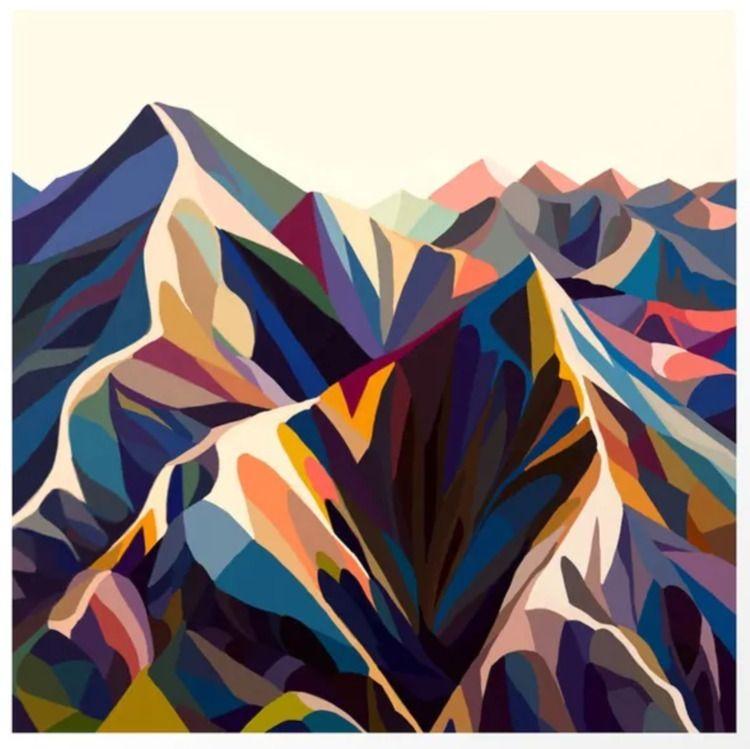 Crypto-curation Day 4: Mountain - cryptohelix | ello