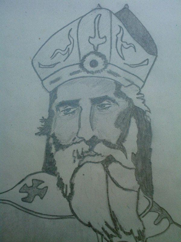 Man Sketch - absketch | ello