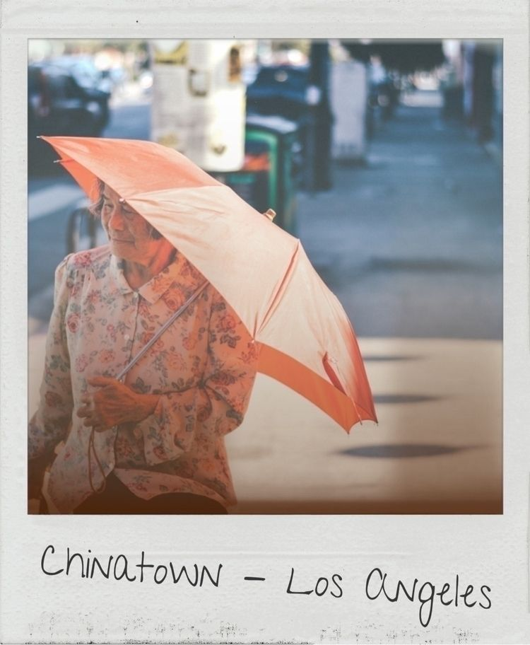 losangeles, chinatown, umbrella - seemythirdeye | ello