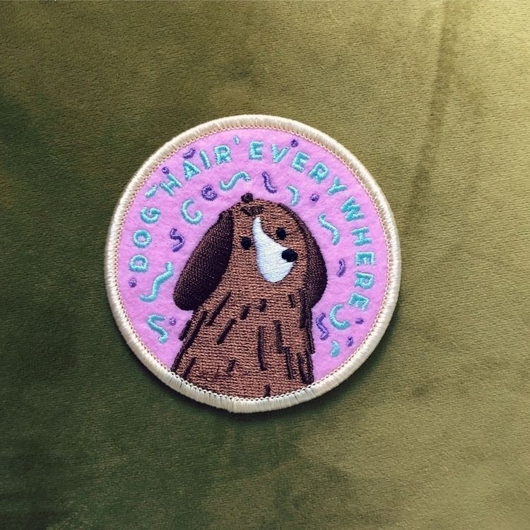 20% patches pins weekend! Etsy  - kodiakmilly | ello
