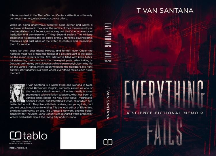 Book Review Request: FAILS, Ama - tvansantana | ello