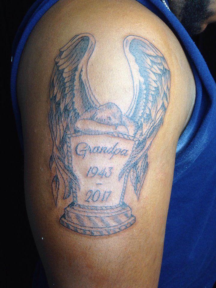 Tribute tattoo - Tattoo, Tattoos - yankeedoodlezart | ello