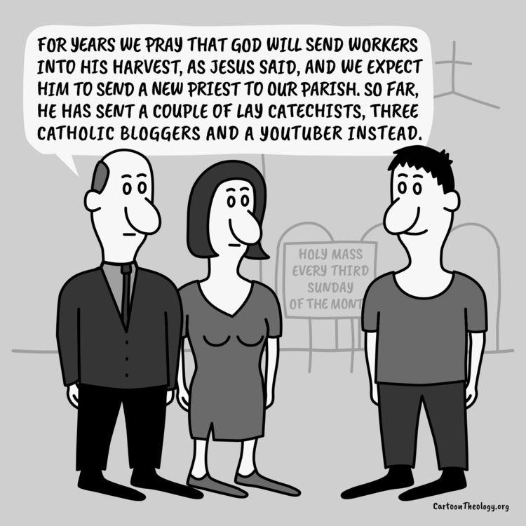 Christinity, Faith, ChristianHumor - christianroman | ello