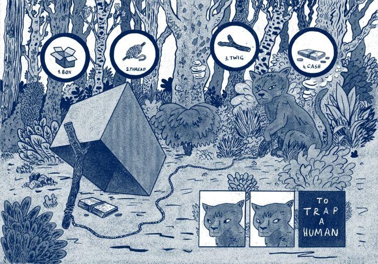 comic, elloillustration, elloart - maha81 | ello