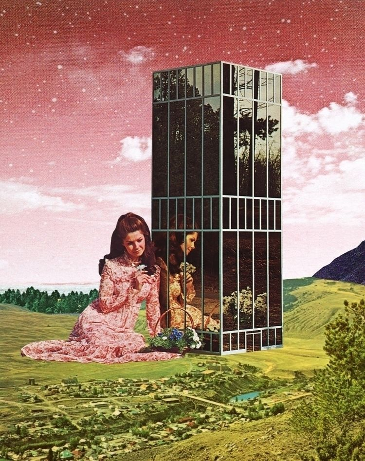 Dreams  - collage, collageart, art - bk_collage | ello