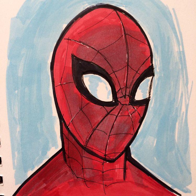 Spider-Man - spiderman, spidey, marvel - marksolario   ello