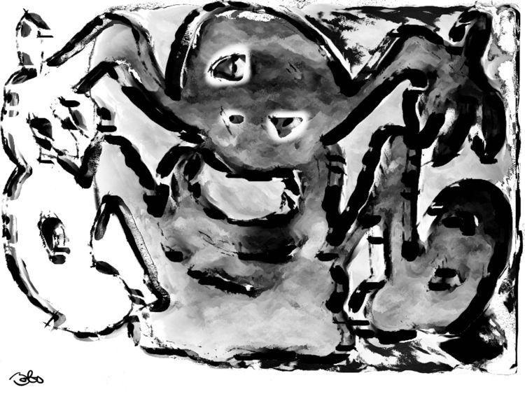 dancingolemotion., dancing, golem - bobogolem_soylent-greenberg | ello