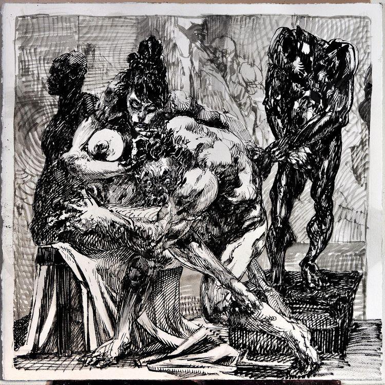 Rodin, Camille Claudel Balzac I - renealmanza   ello