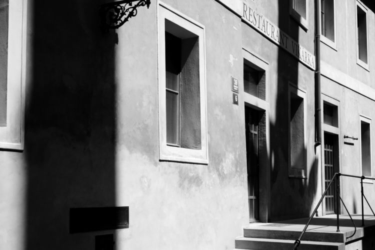 ground catacombs - photography, monochrome - marcushammerschmitt | ello