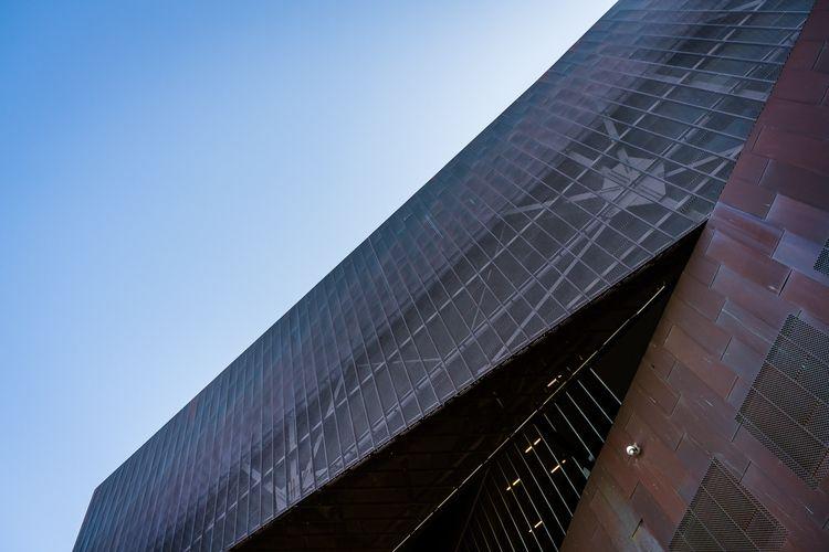 Meshed Architectural detail Irv - mattgharvey | ello