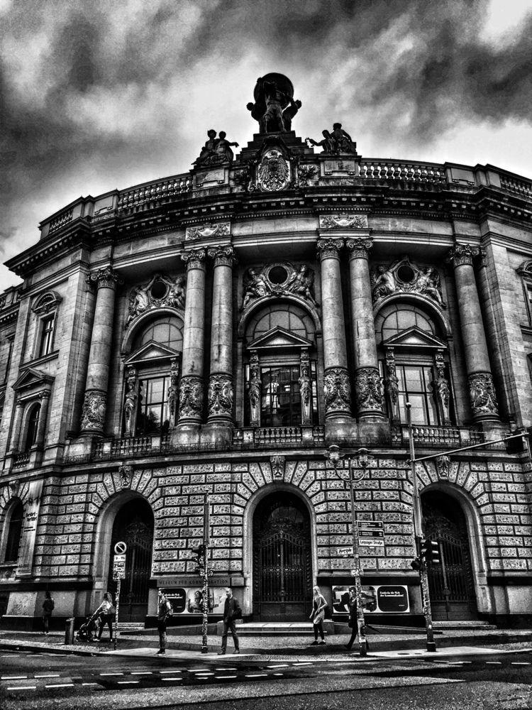 Museum Communication, Berlin  - museumofcommunication - renspacemadness | ello