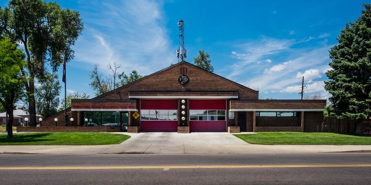 Denver Fire Station 20 Barnum - FireStation - cnhphoto | ello