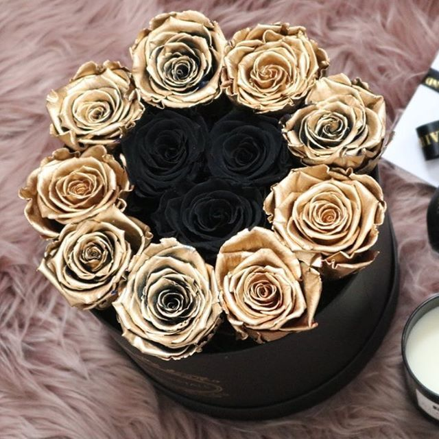 Day Special Offering Gold Rose  - prairiesandpetals | ello