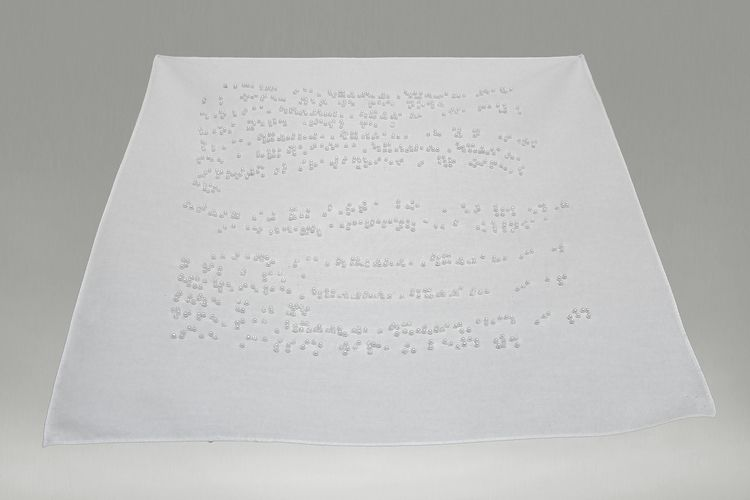 Pocket Square, 2014 Embroidery  - elio_ticca | ello