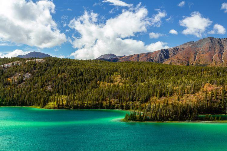 Green deep blue-green waters Em - mattgharvey | ello