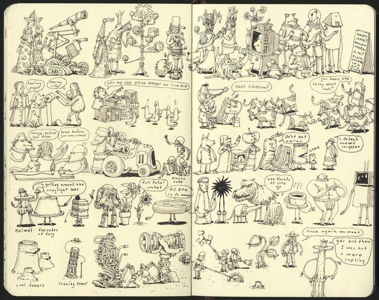 Lawnmower man stories scanned d - mattiasadolfsson | ello