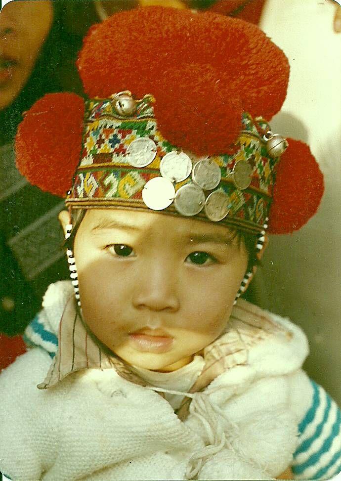 Laotian (Mien) child - charlylynx | ello