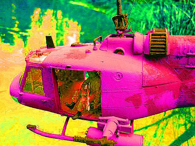 Pink Huey - charlylynx | ello