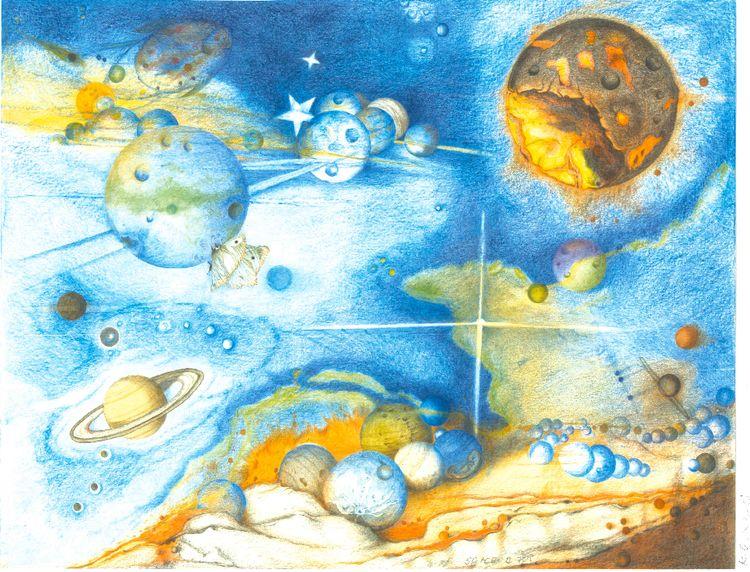 Expanding Universe Time Submitt - kimowingskaposi   ello