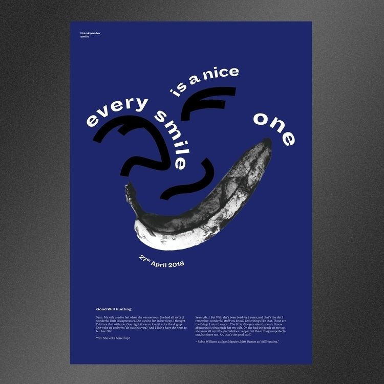 SMILE - graphicdesign, posterdesign - nakhon | ello