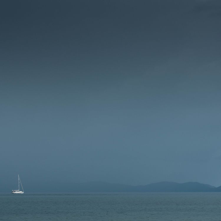 Storm brewing Greece, Halkidiki - erik_schepers | ello