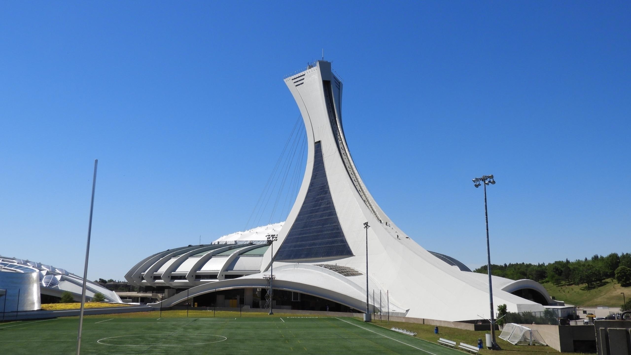 Montreal Olympic Stadium, Montr - koutayba | ello