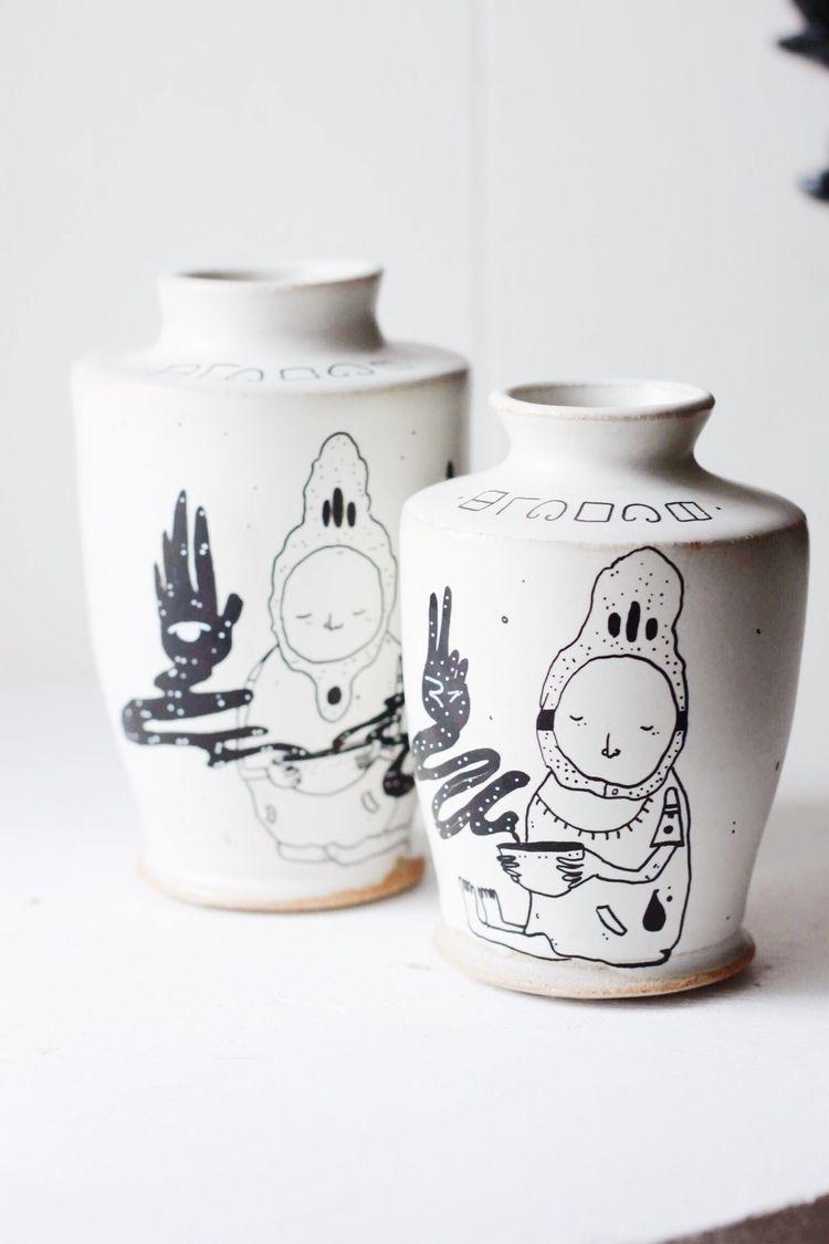 special pieces gallery exhibit  - chrisswazie-ceramics | ello