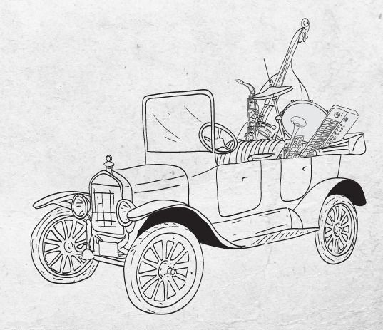 5 years firts Classic Car Illus - quikel | ello