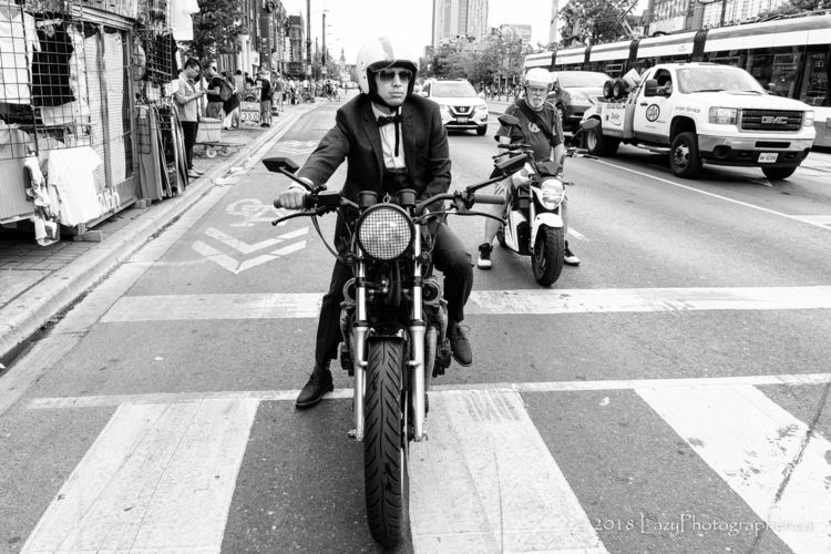 Bikes | Spadina Ave, Toronto 7 - lazyphotographer | ello