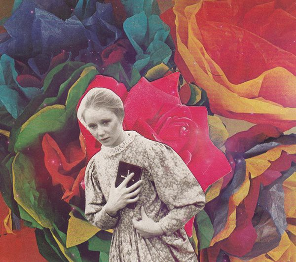 Collage art Eva Bowan // Magazi - hashtagphotographymagazine | ello