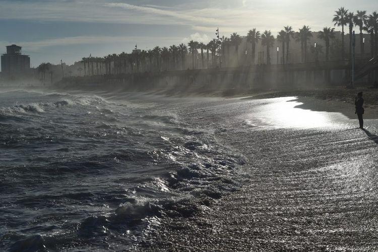 La Barceloneta - danblystone | ello