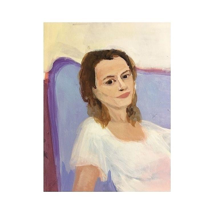 progress - portrait, crop, detail - yuliavirko | ello