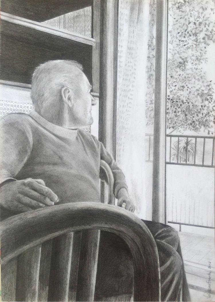 Pencil A4 paper - lamiapassione:art: - valentinafranchi92 | ello