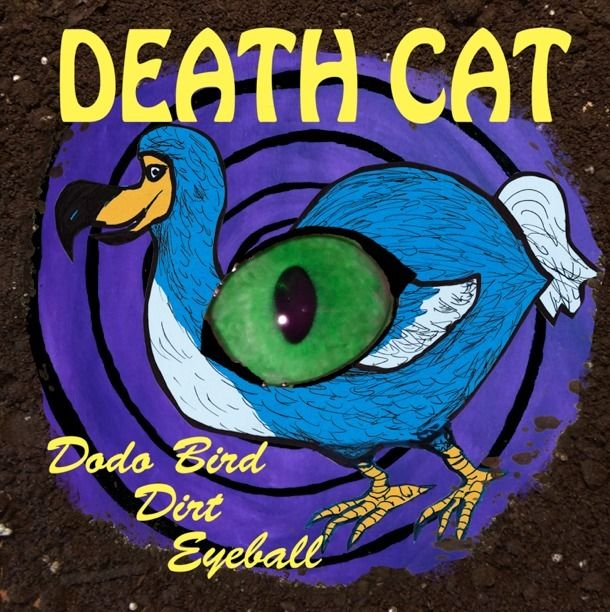 album art upcoming DEATH CAT al - immortal-feline | ello