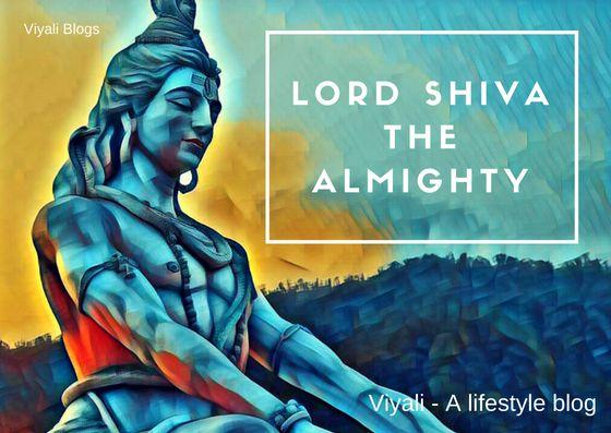 Lord Shiva almighty glorious, i - viyali | ello