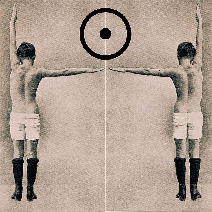 Boy - collage, vintage, noise, consciousness - tanjajeremic | ello